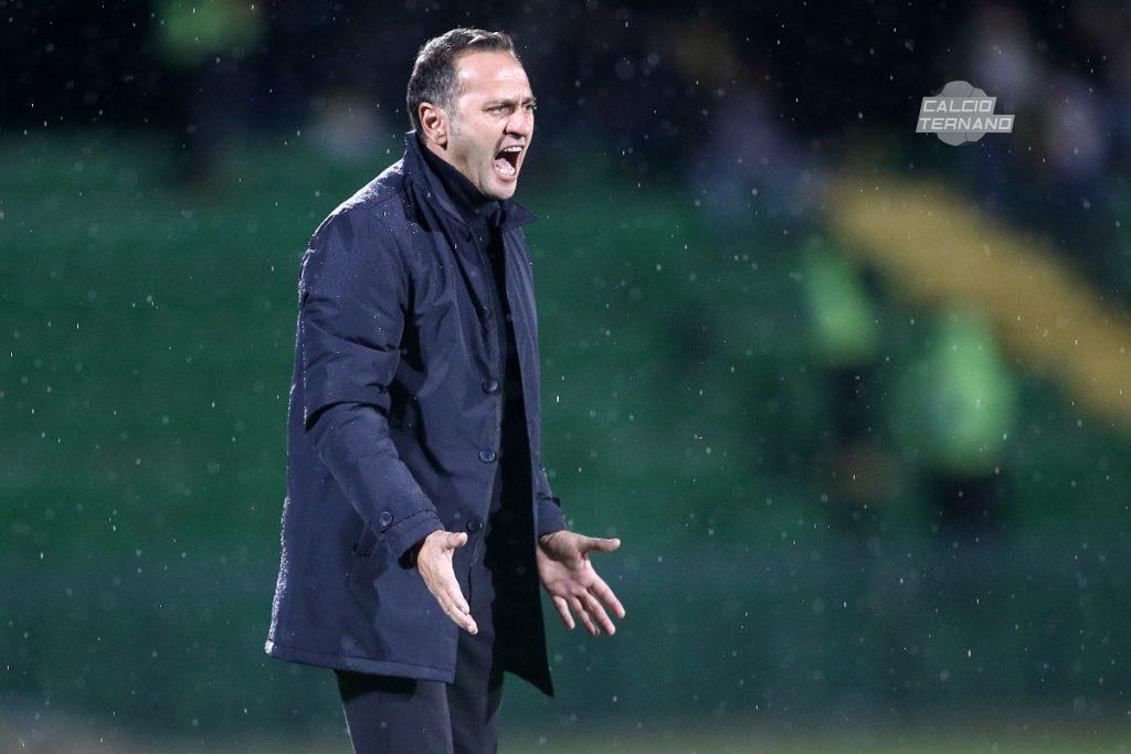 """Avellino-Ternana, Fabio Gallo: """"Felice per il passaggio del turno"""""""