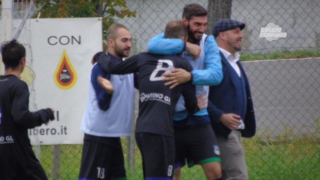 Olympia Thyrus-Montefranco, la foto gallery del match