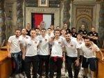 Serie C1, il Città di Orte dedica la vittoria a Daniele Mancini