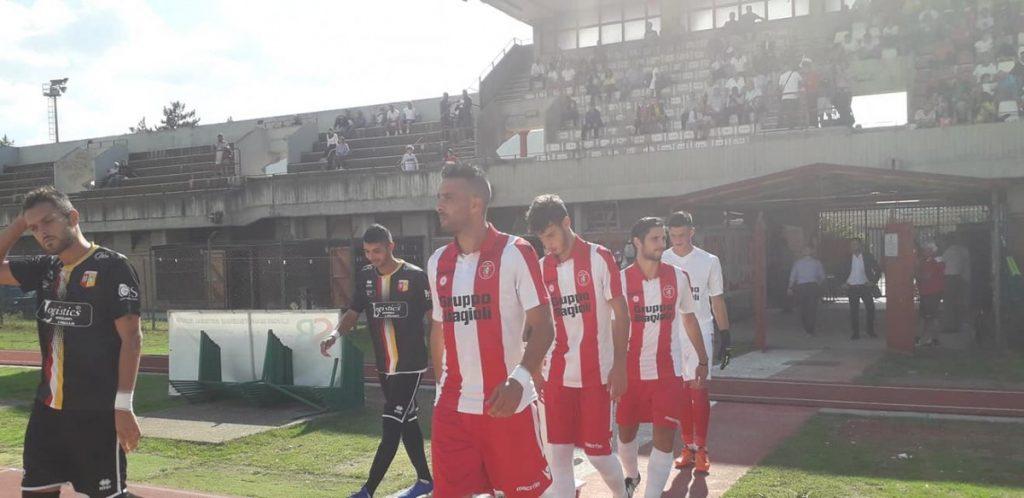 La foto dei giocatori dell'Orvietana