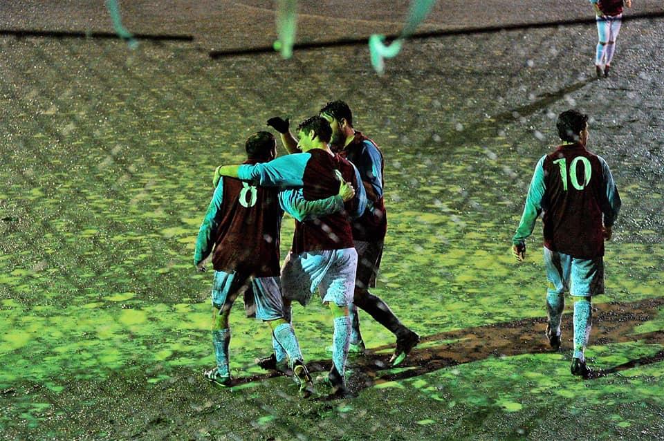 Romeo Menti-Montecastello Vibio 2-1, Pagnotta fa volare i biancocelesti