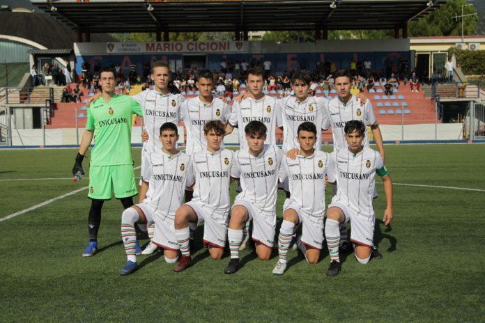 La formazione Under 17 di Mirko Pagliarini
