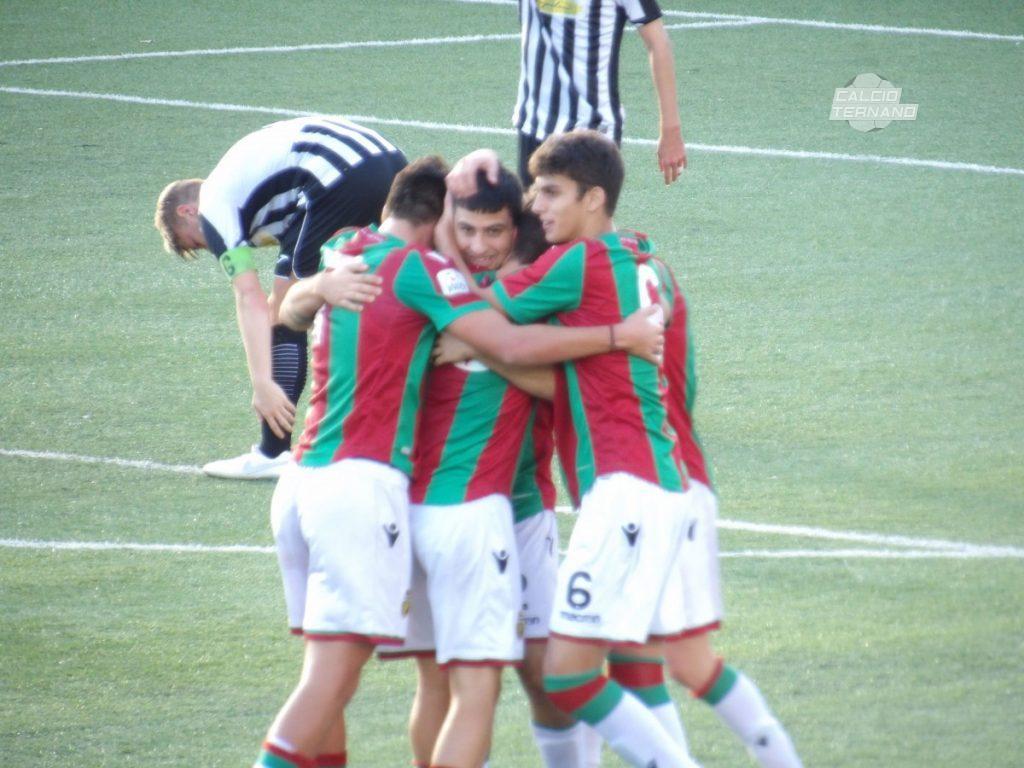 Ternana beretti contro il Siena