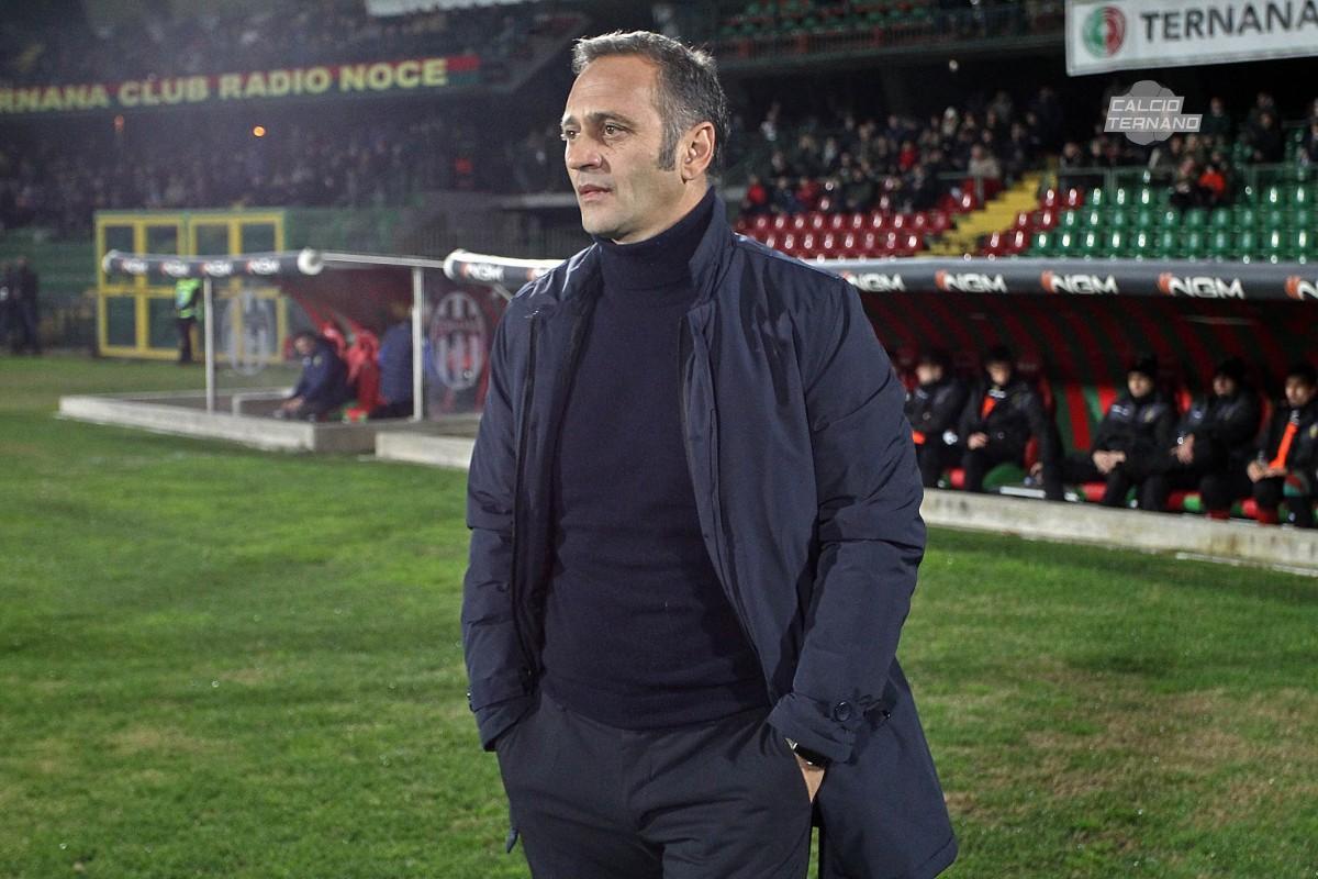Siena-Ternana, segui la diretta della conferenza stampa di Fabio Gallo