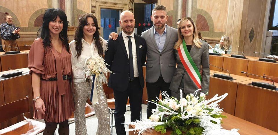 Montefranco, Christian Cesca si è sposato: matrimonio a sorpresa per gli invitati