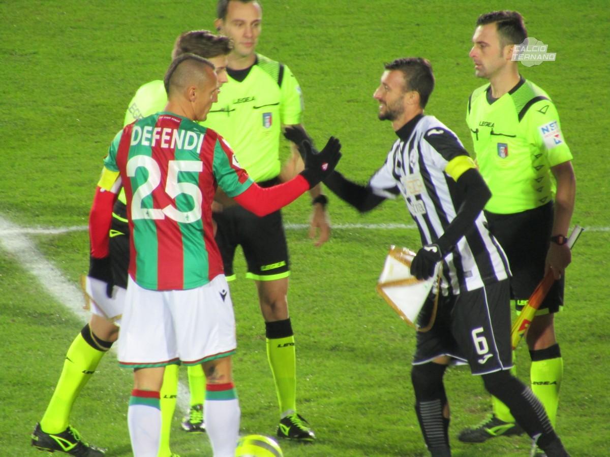 Siena e Ternana di Coppa Italia
