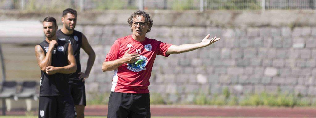 Lega Pro girone C Sicula Leonzio ufficiale, Giovanni Bucaro sollevato dall'incarico