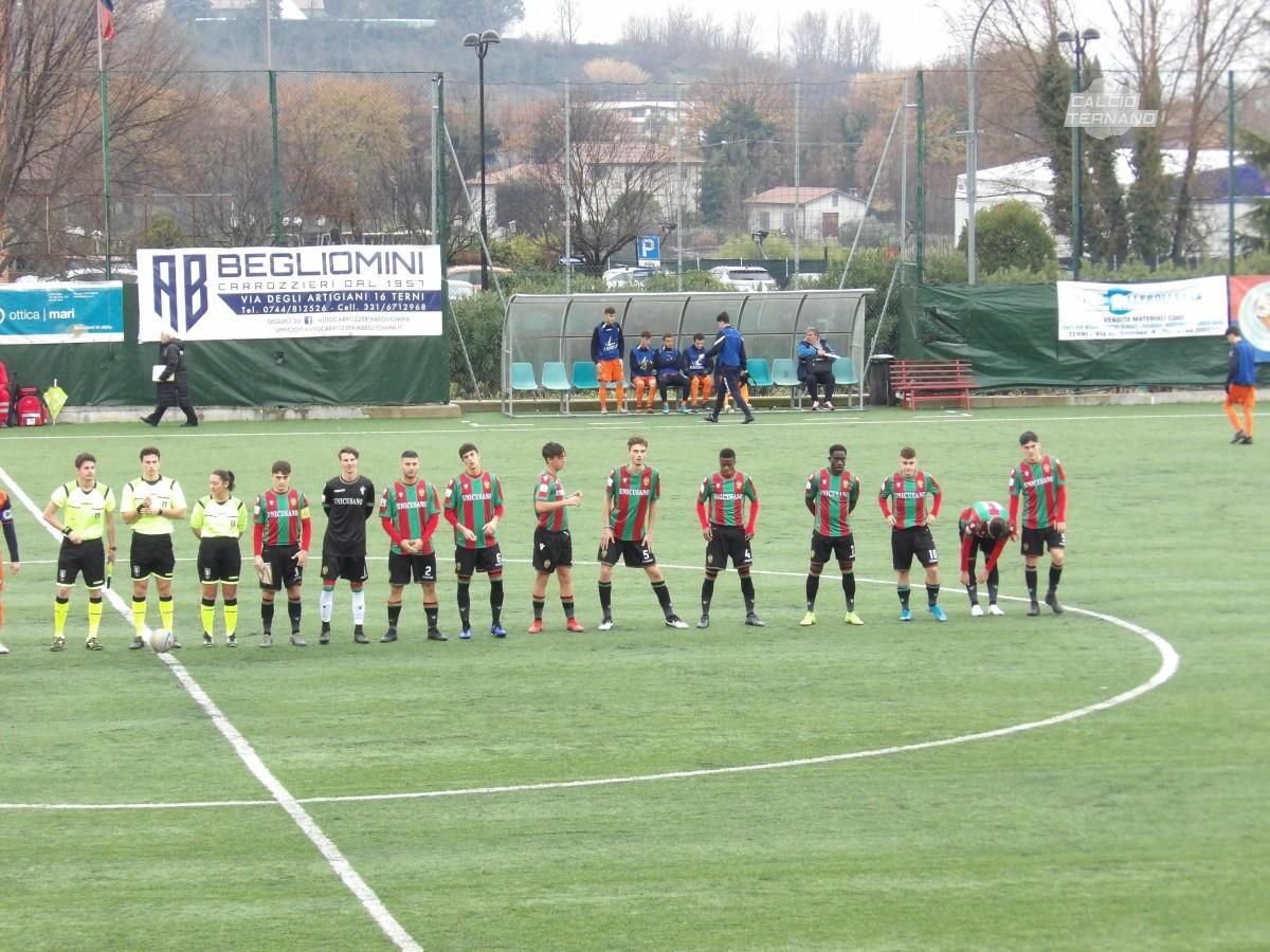 L'unidici della Ternana Berretti impegna nel match casalingo contro la Pistoiese