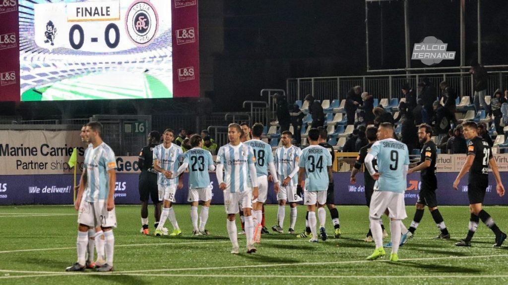 Calciomercato Ternana, altre quattro società interessate a Salvatore Caturano