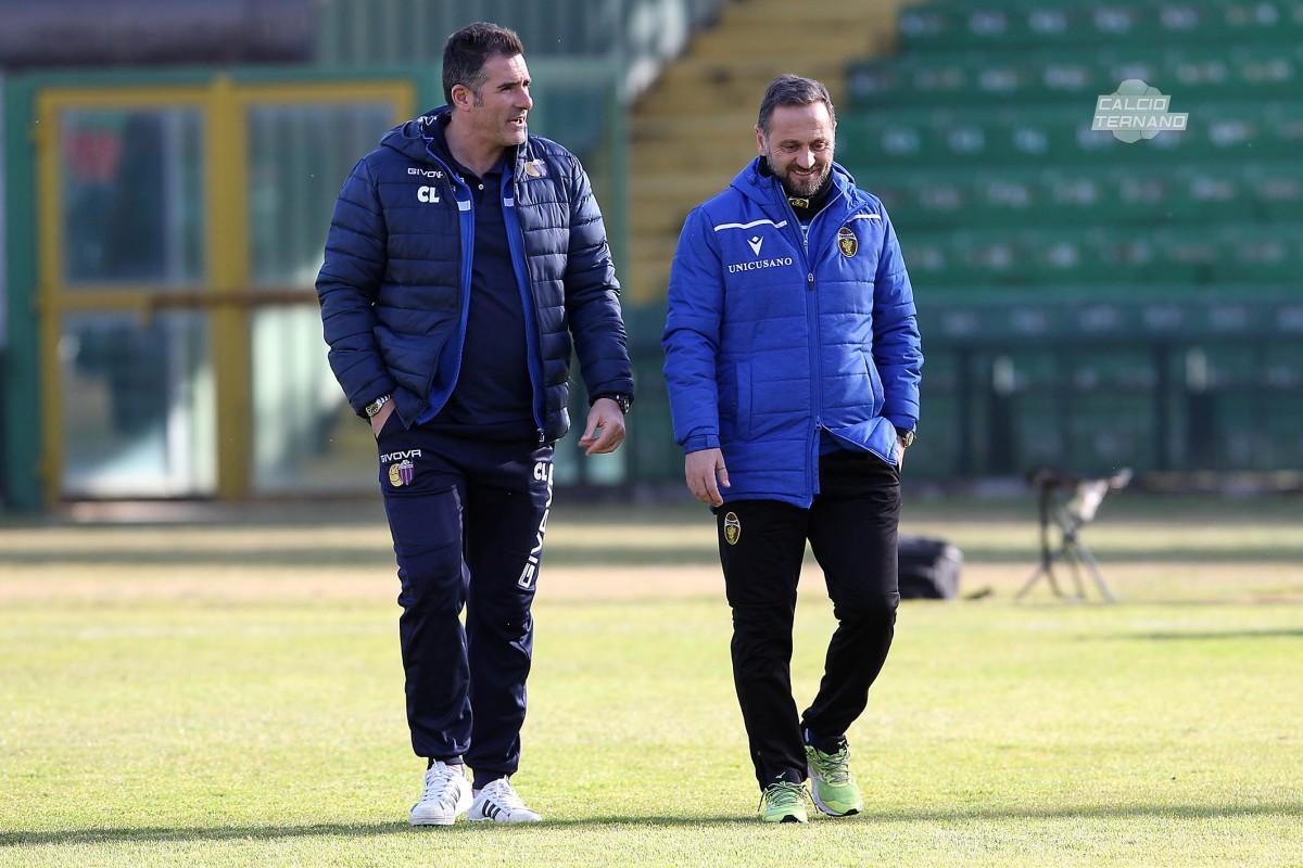 Lucarelli e Gallo