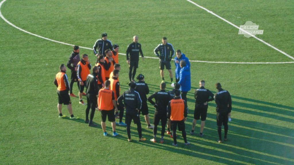 Ternana, ottima notizia per i rossoverdi: torna Alessandro Celli