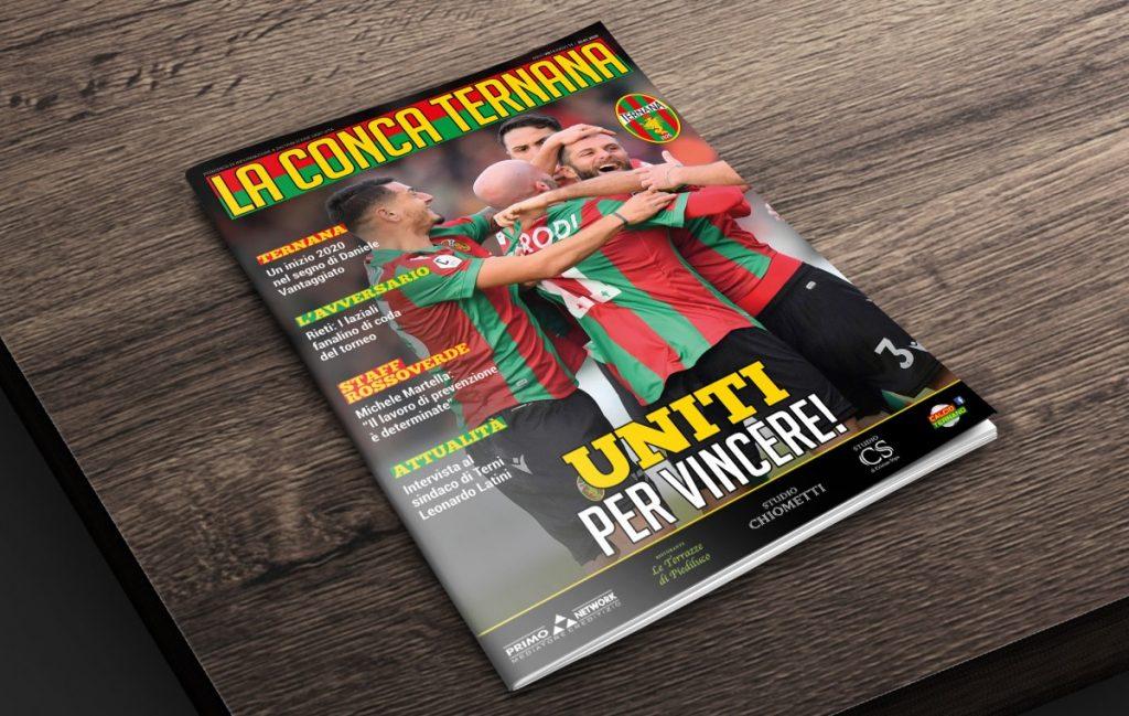 copertina La Conca Ternana n.11