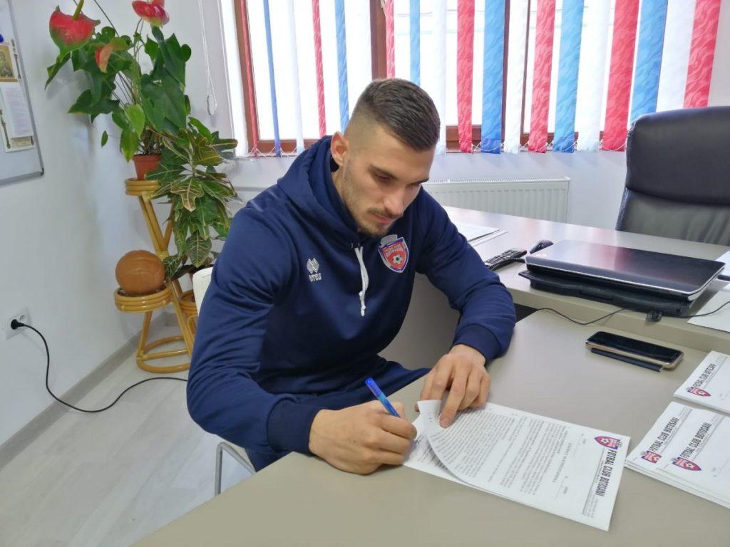 Ternana ufficiale, l'ex Marko Dugandzic vola in Serie A rumena