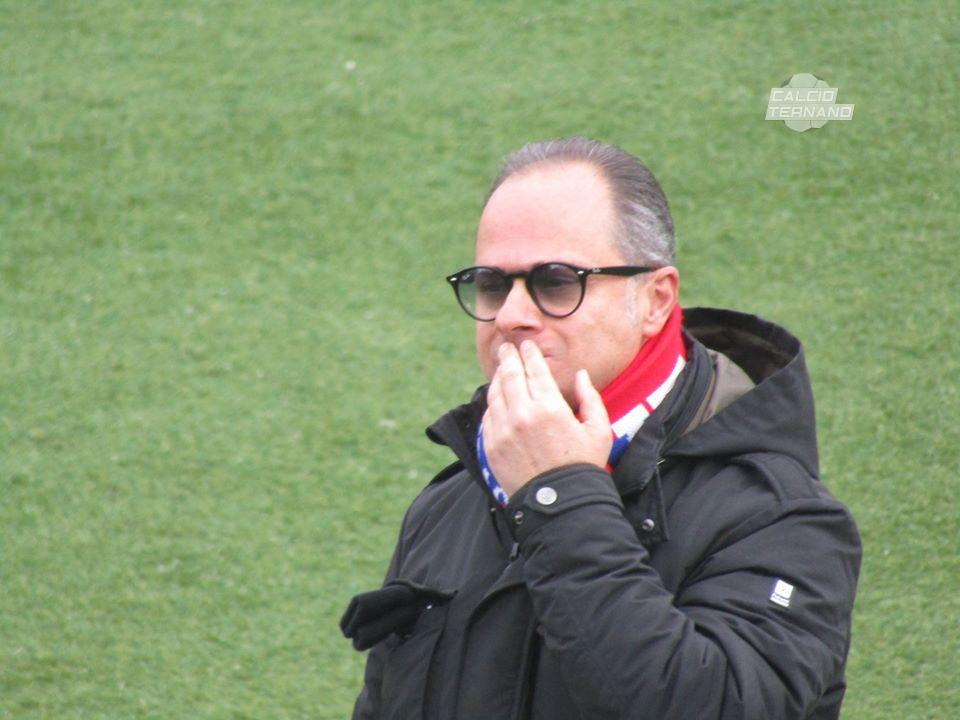 il presidente Paolo Garofoli