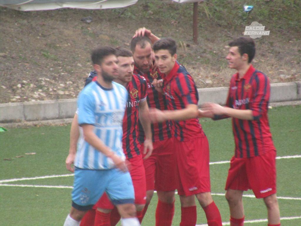 Paolo Quondam della Narnese ancora in gol