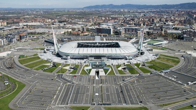 lo stadium della Juventus