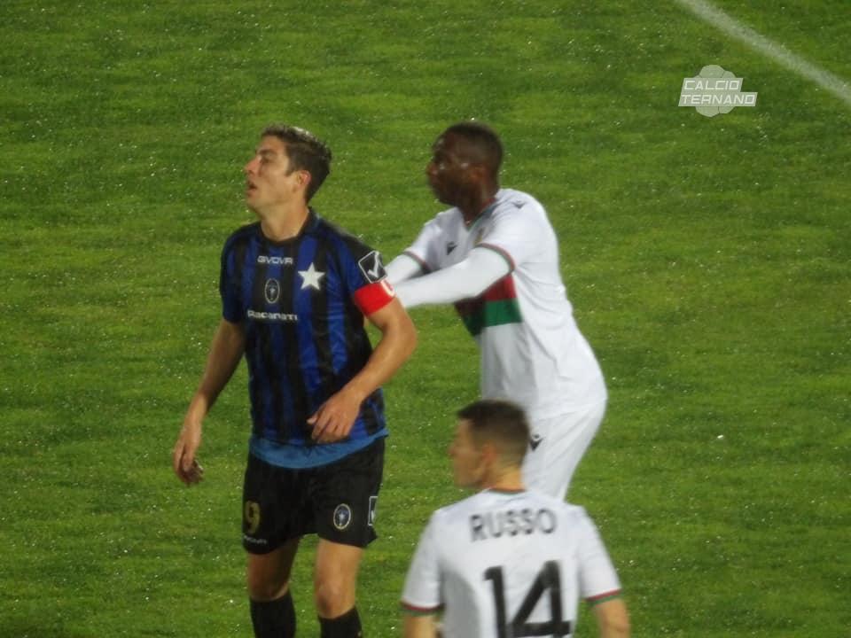 il difensore centrale Modibo Diakite