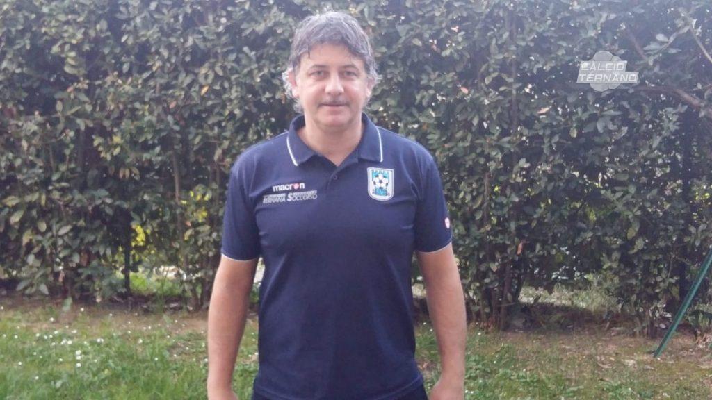 il tecnico Massimo Carlone