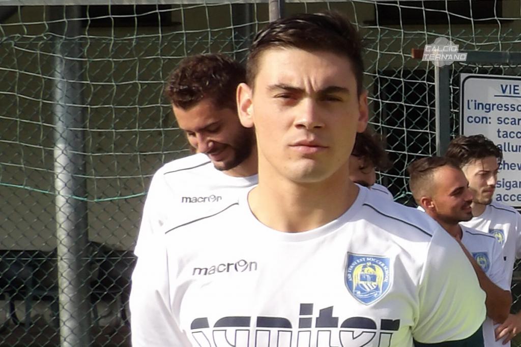 Mattia Buono capitano Terni Est Soccer School