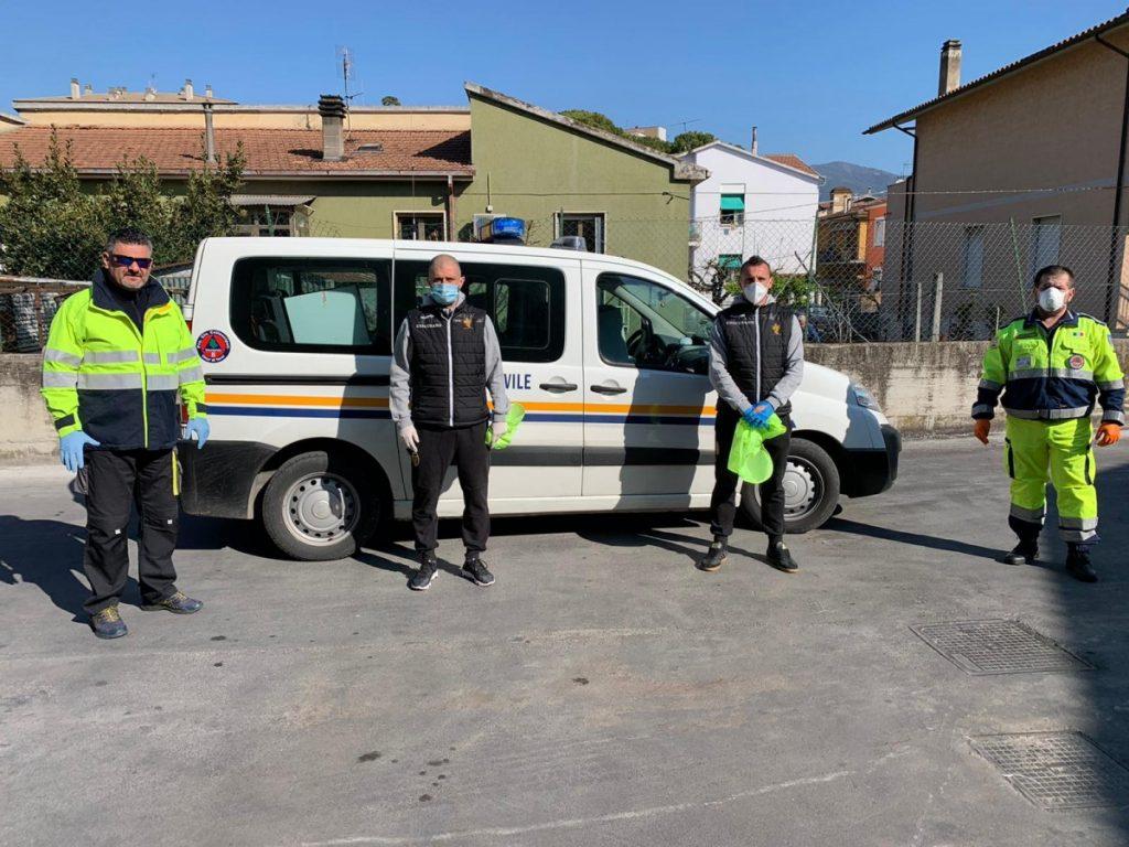 Mammarella, Defendi e la protezione civile