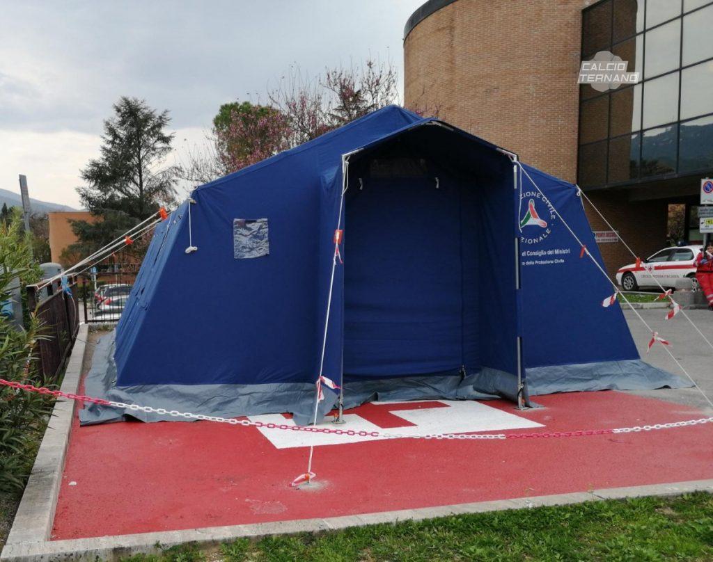ospedale di Terni pronto soccorso