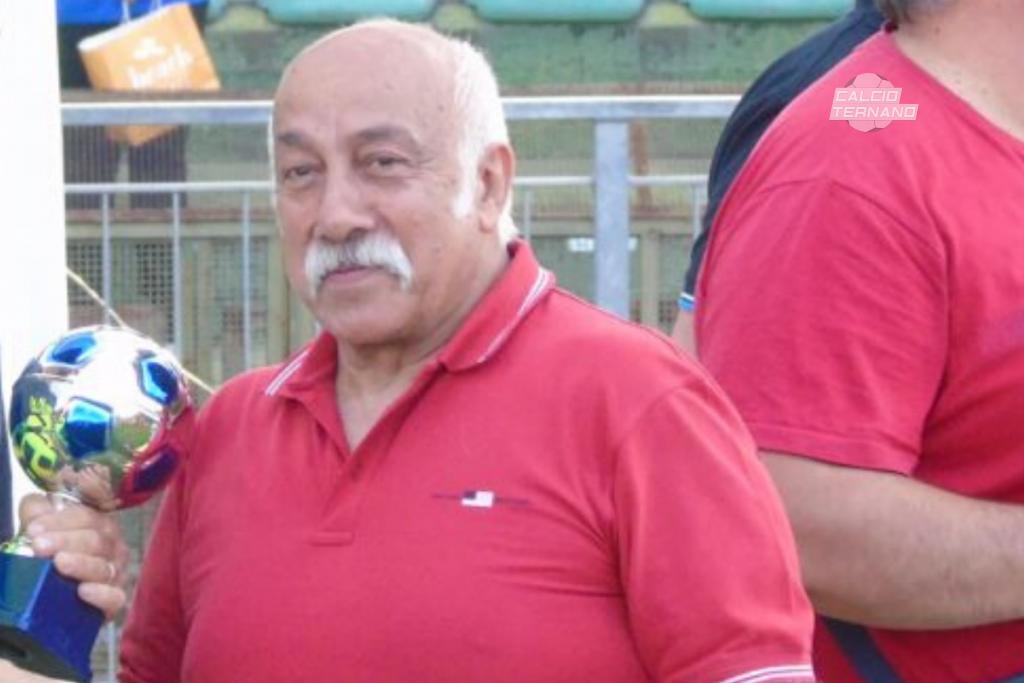 Presidente Uisp Terni Giuliano Tudisco
