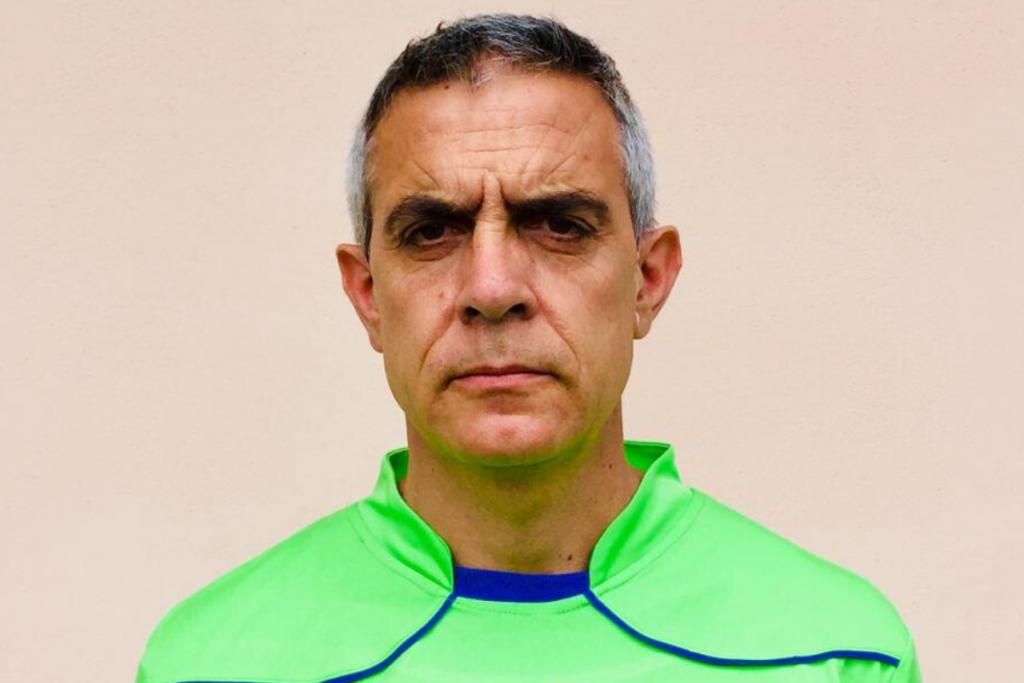 il tecnico dell'Olympia thyrus Marco Sugoni