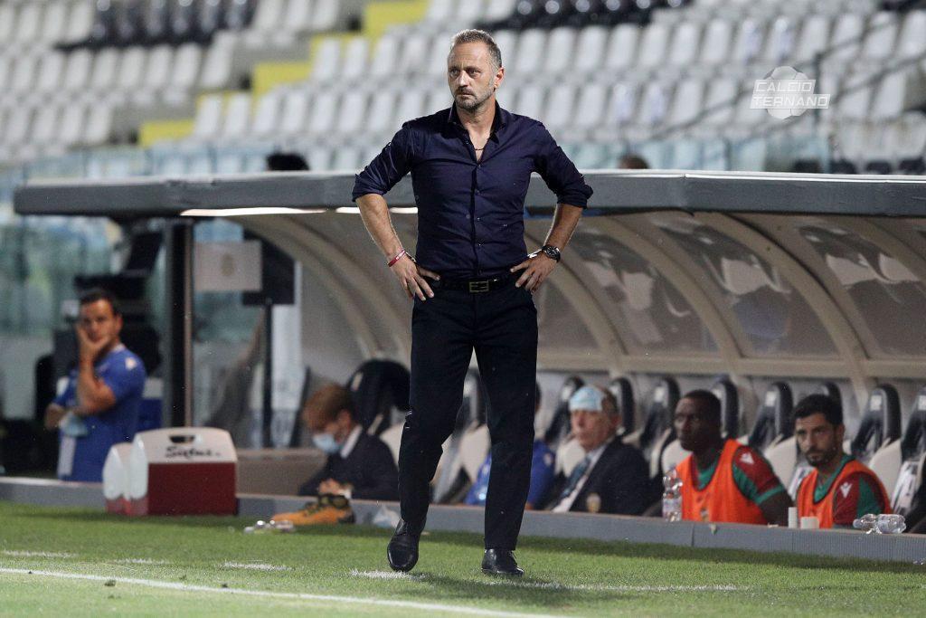 Fabio Gallo tecnico della Ternana