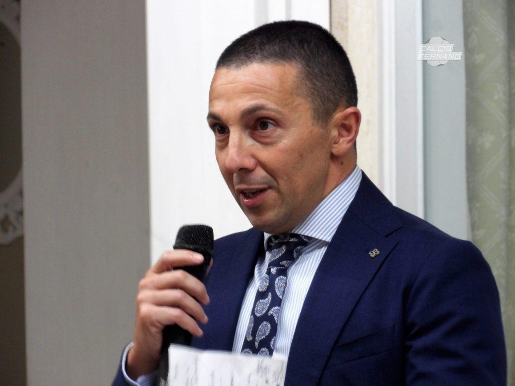 Antonio Cardona presidente Ferentillo Valnerina