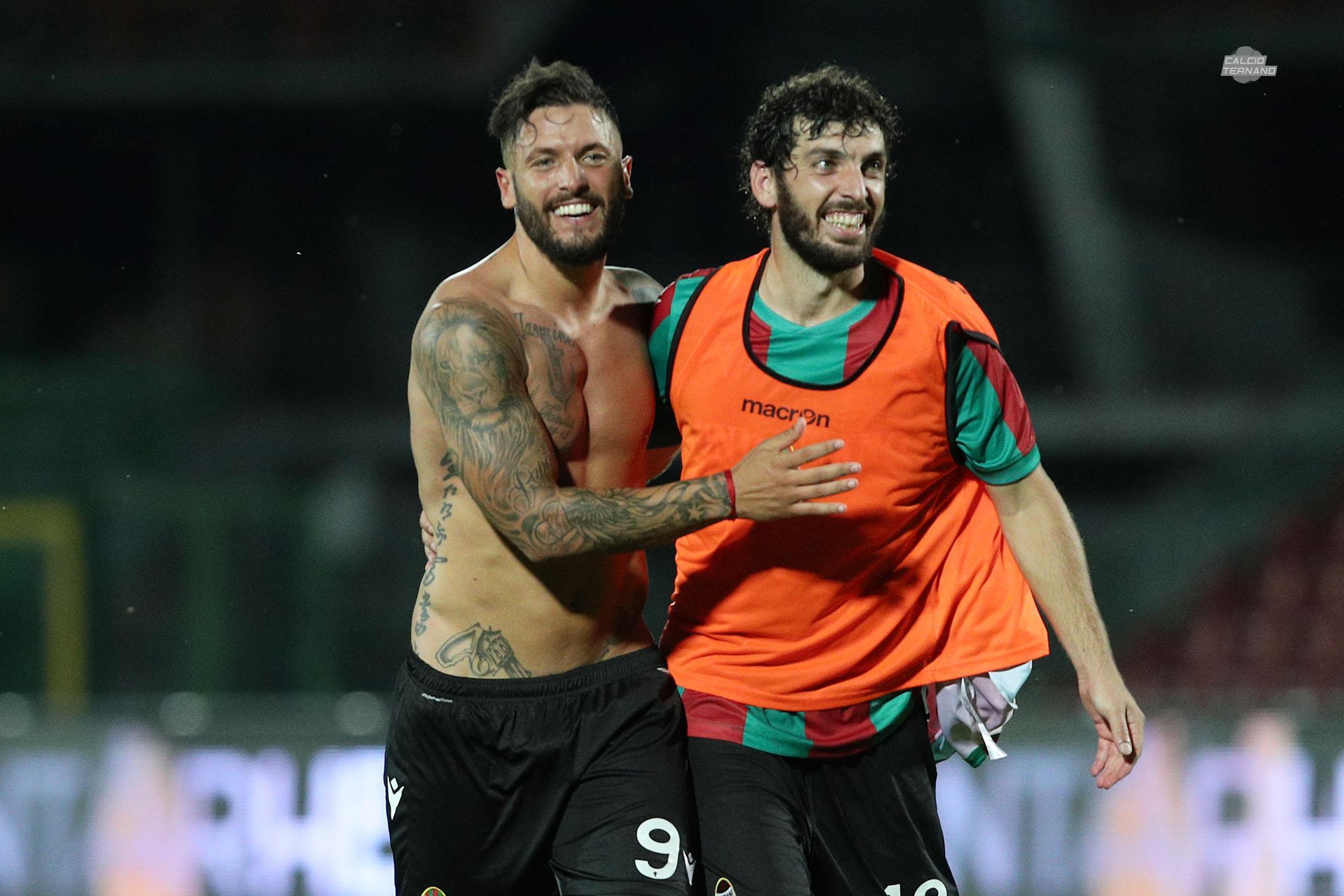 Ferrante e Marilungo Ternana