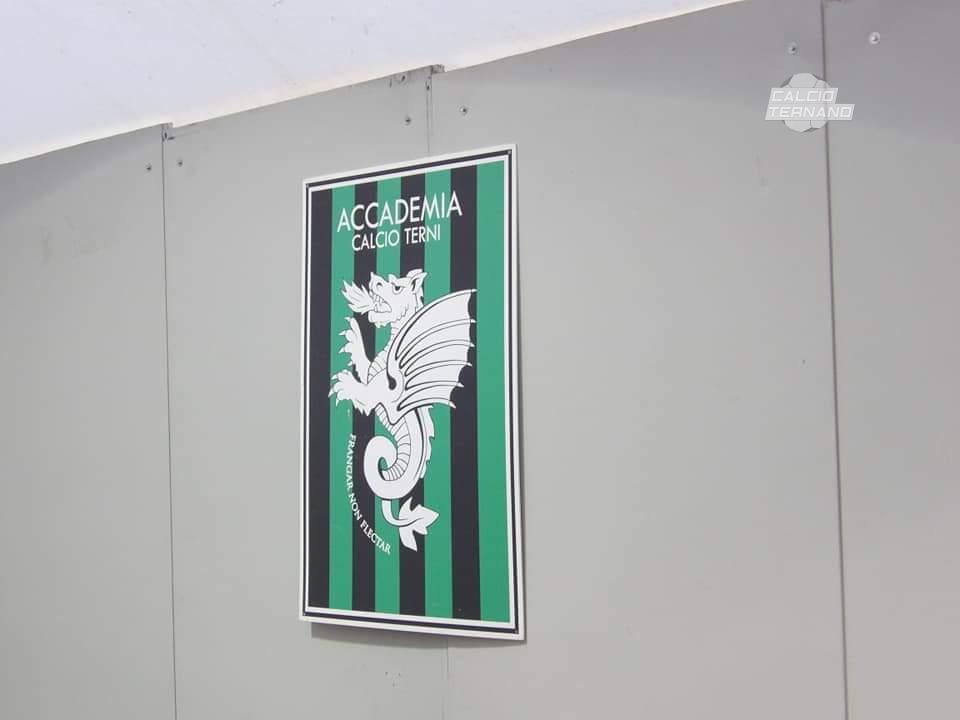 Emanuele Arcangeli presidente Accademia calcio Terni