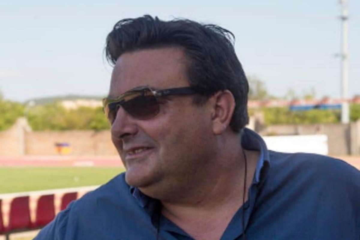 Roberto Biagioli presidente Orvietana foto Orvietana calcio