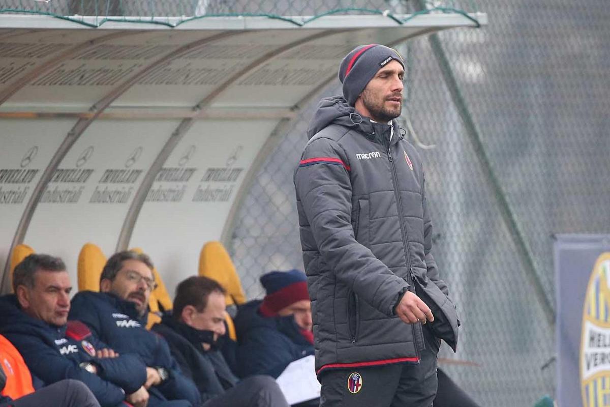 emanuele troise foto FC Bologna calcio