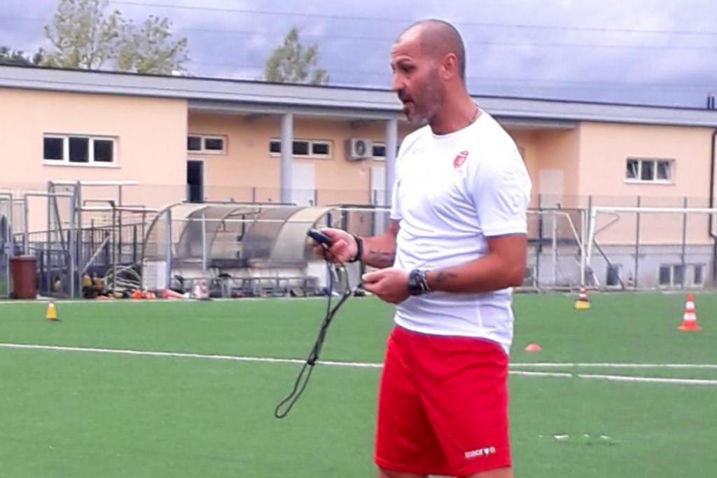 Gianfranco Ciccone allenatore Orvietana