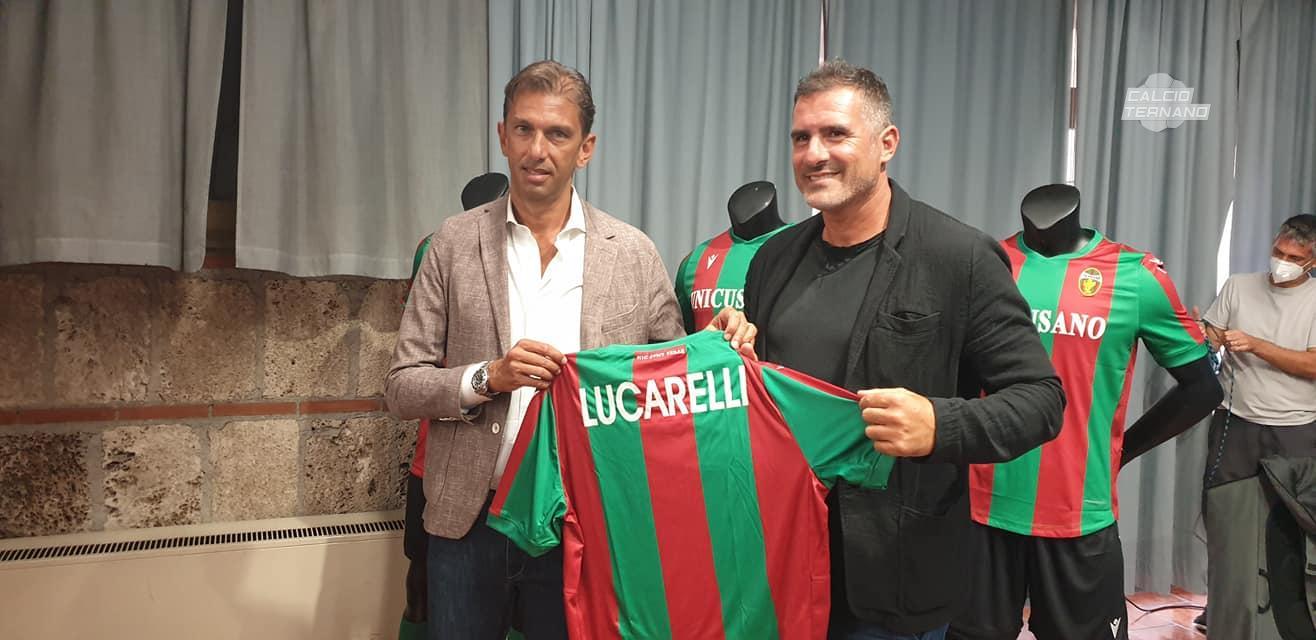 Lucarelli Tagliavento maglia
