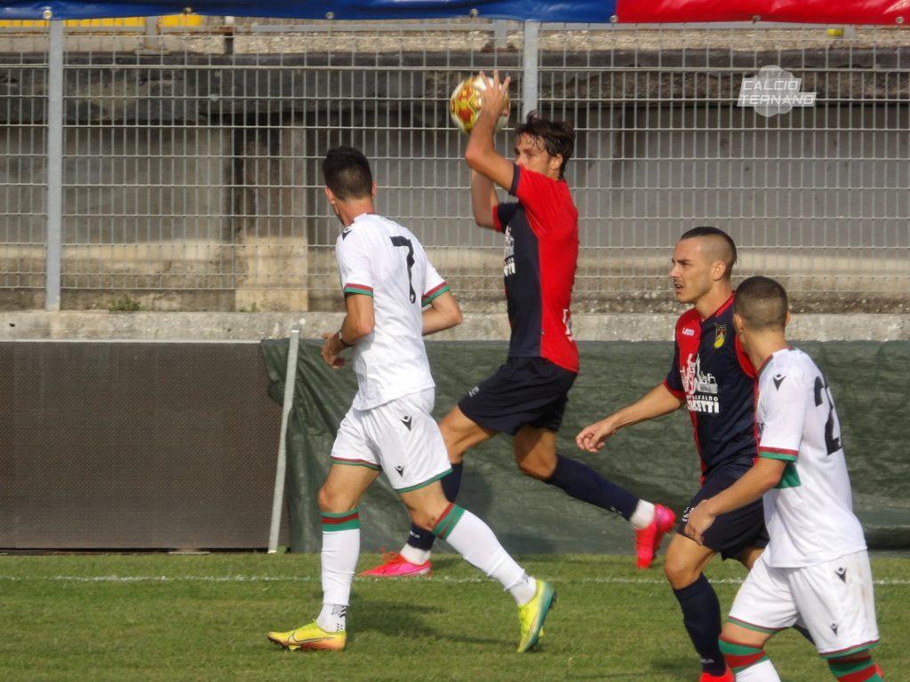 azione di Gubbio-Ternana