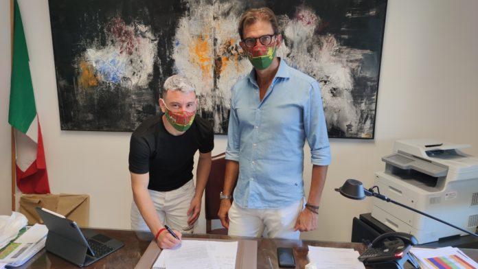 Cesar Falletti e Paolo Tagliavento