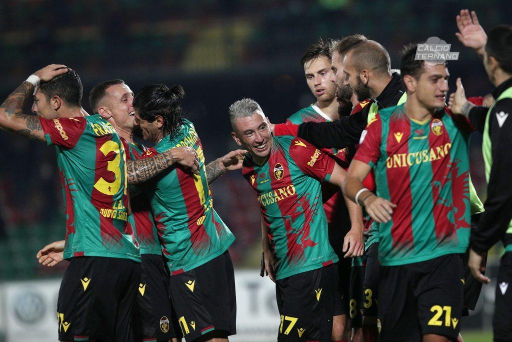 il gol di Cesar Falletti