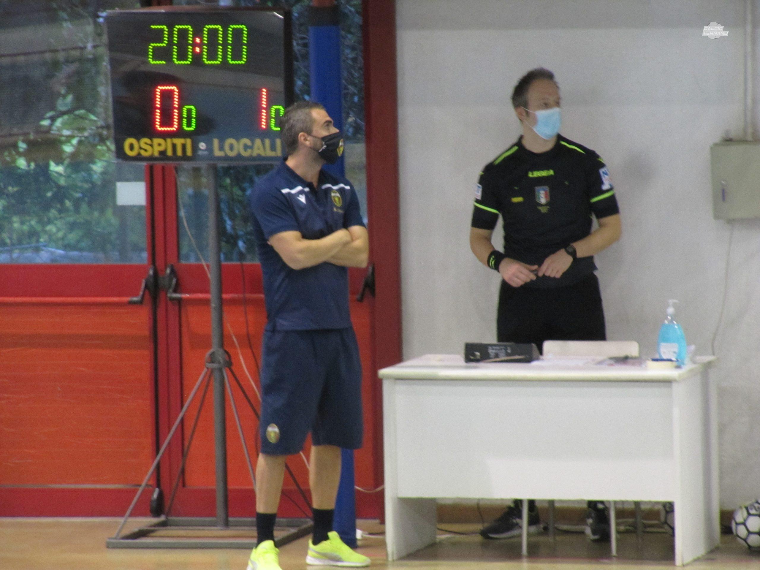 Pellegrini Futsal Ternana