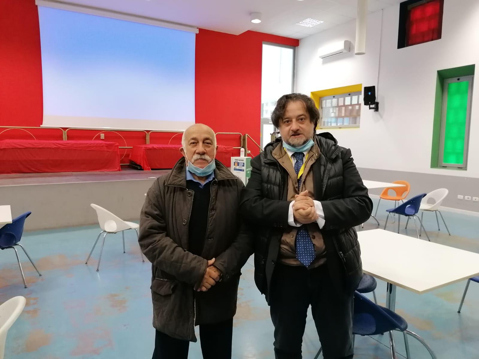 19esimo congresso Uisp Allegretti-Todisco (2)