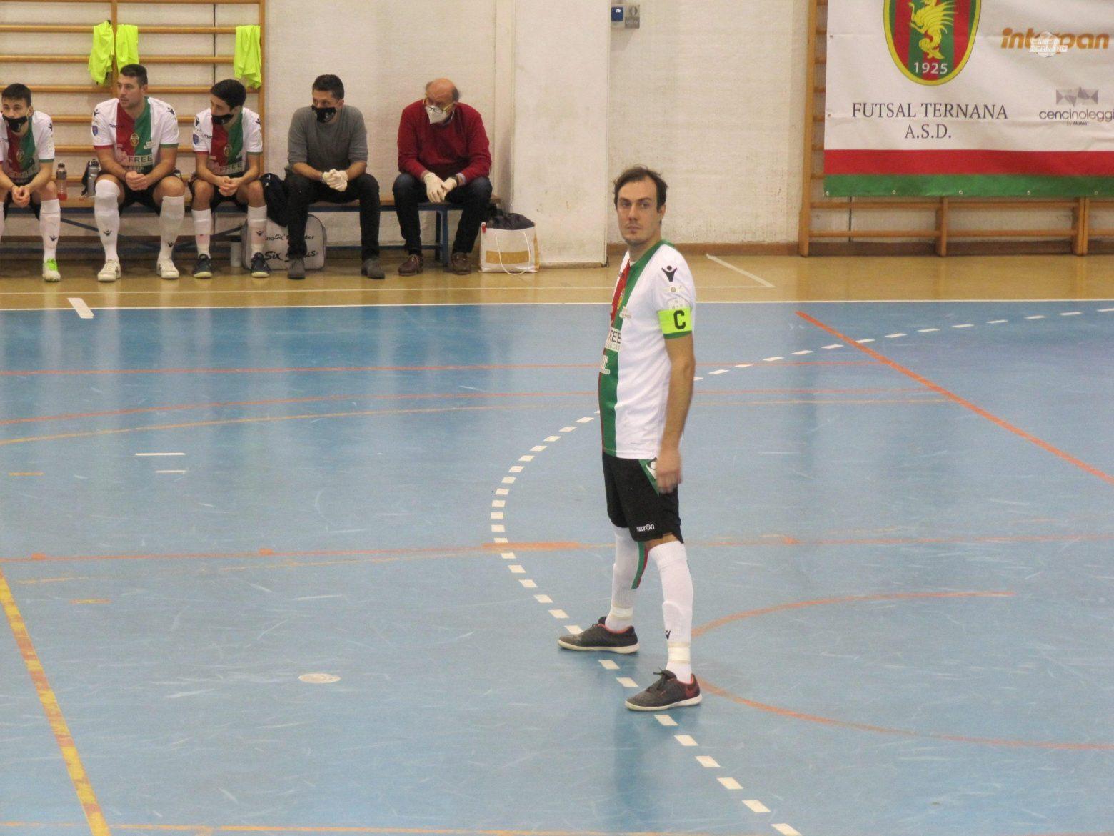 Futsal Ternana - Potenza Picena