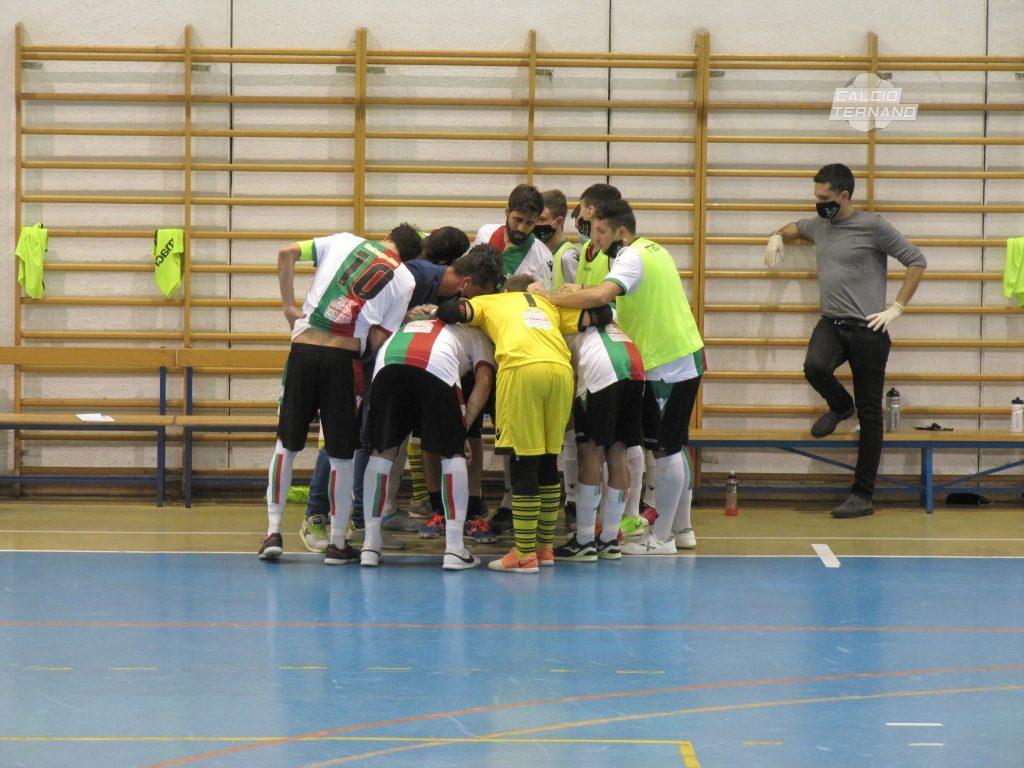 Futsal ternana in gruppo