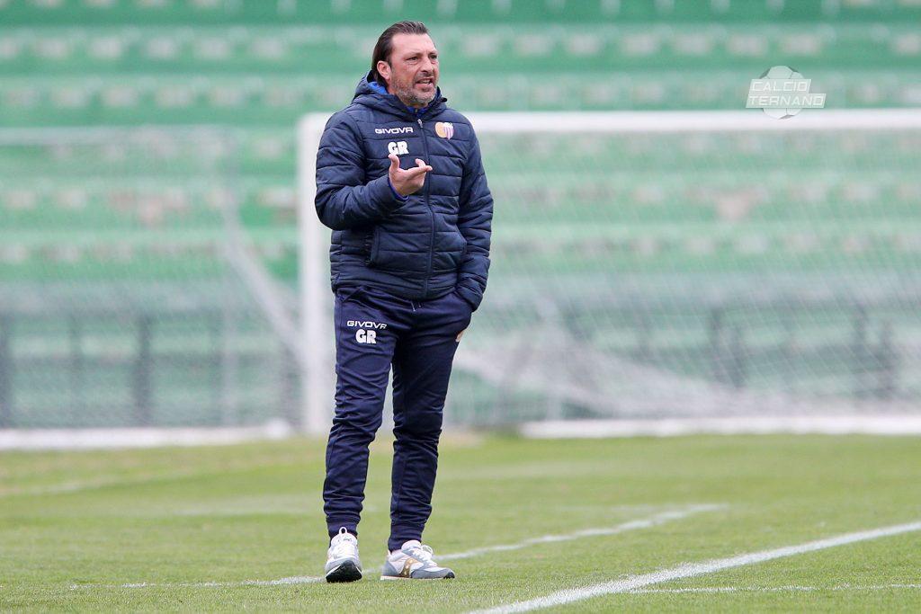 Angelo Raffaele allenatore del Catania