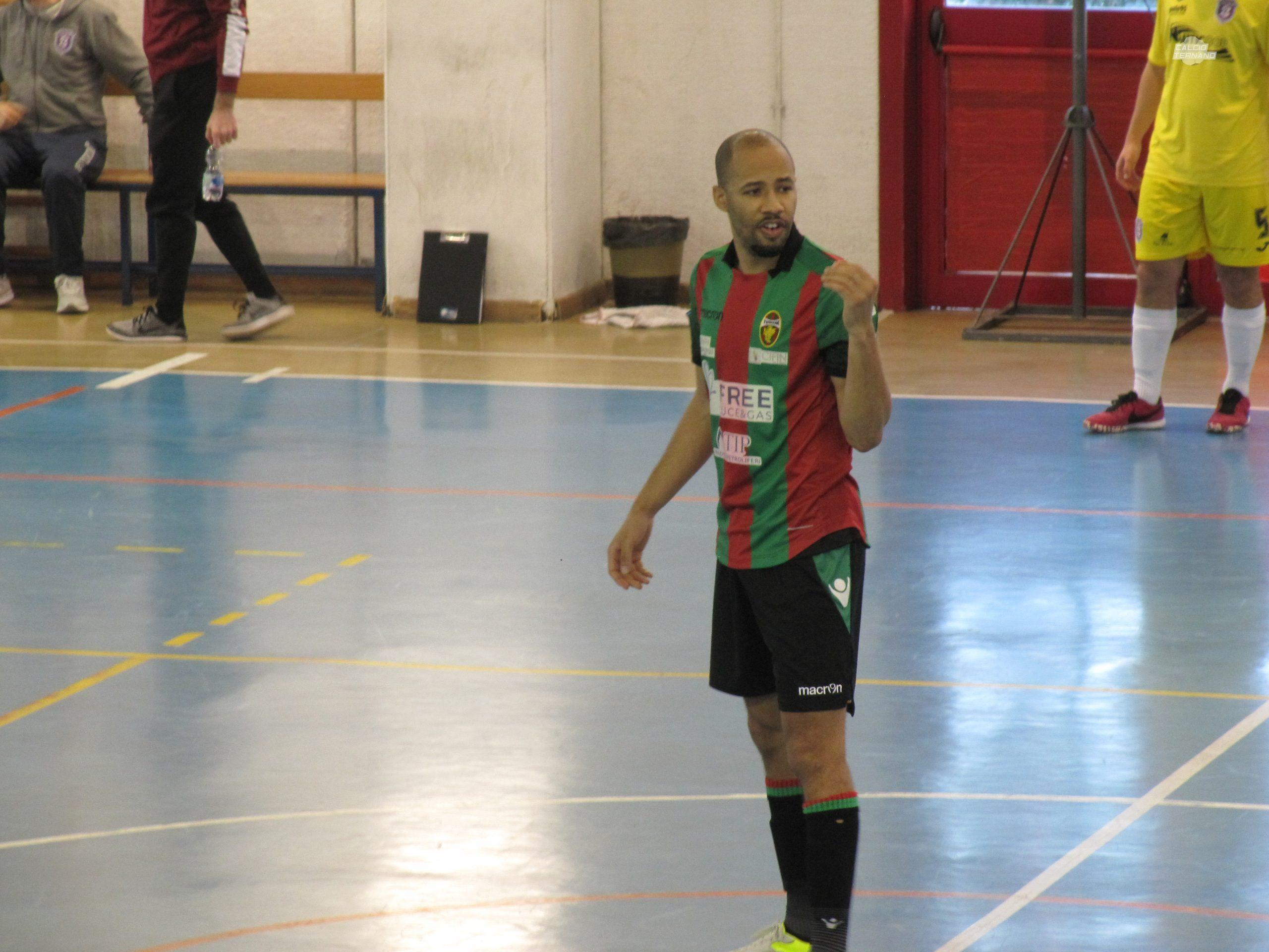 Futsal Ternana vs Eta Beta