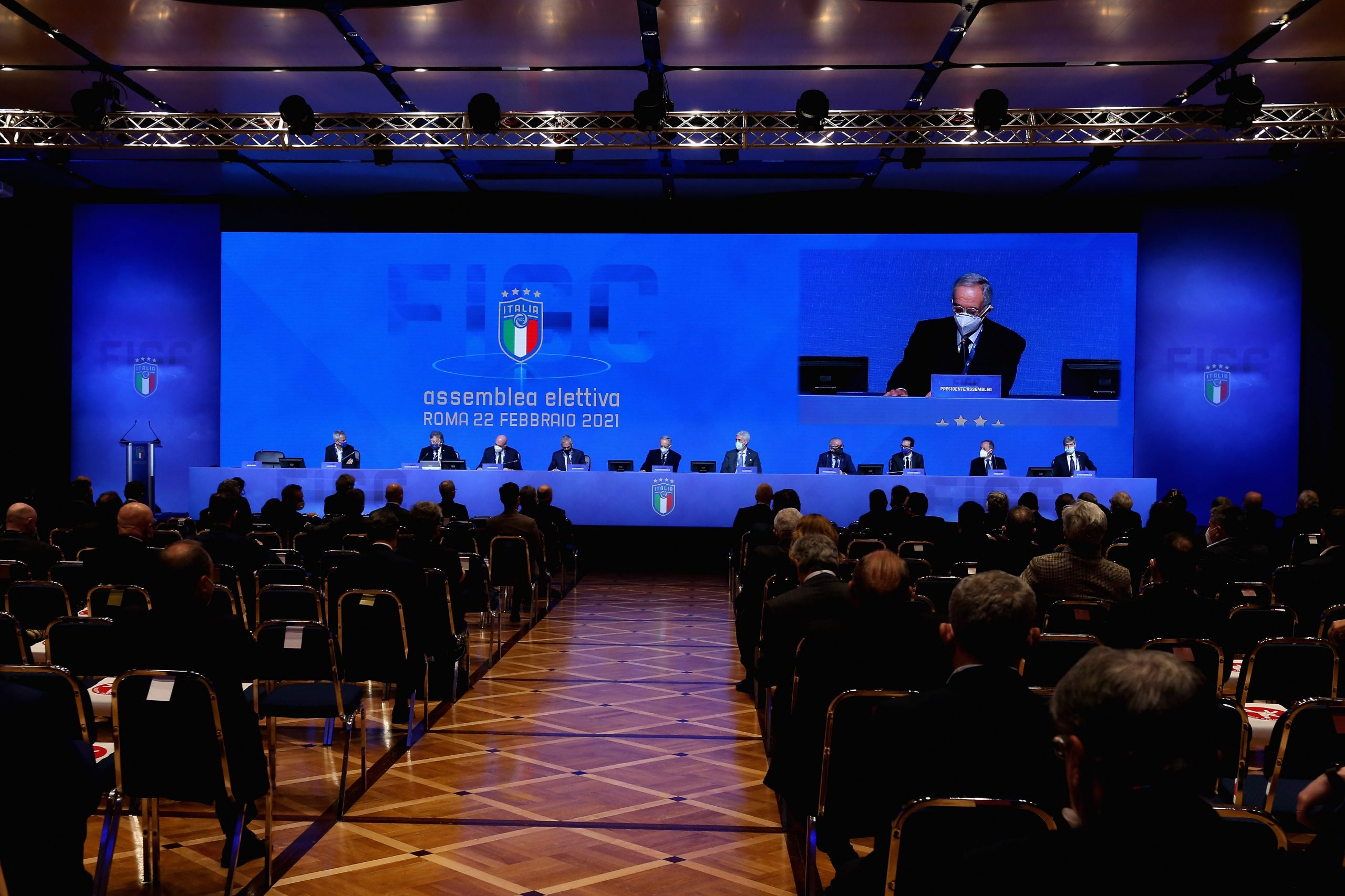 FIGC Elective Assembly