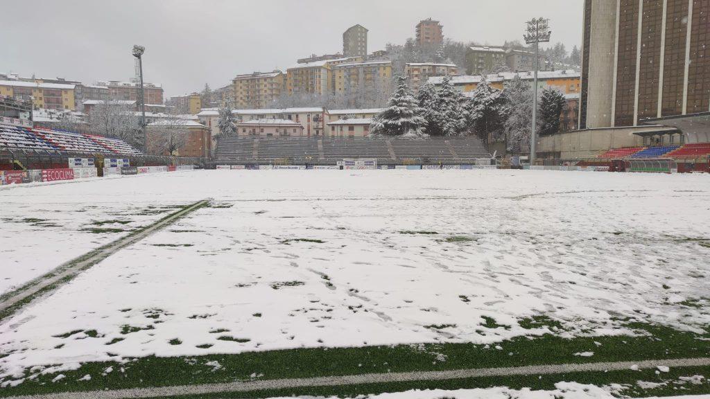 neve a Potenza
