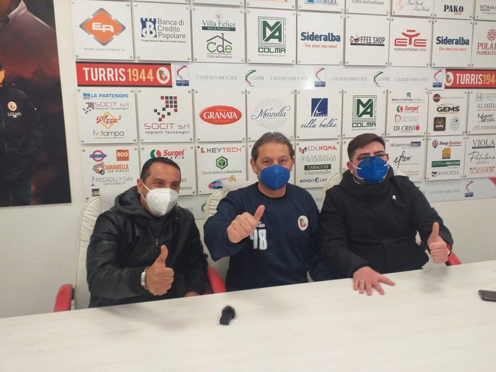 Bruno Caneo nuovo tecnico