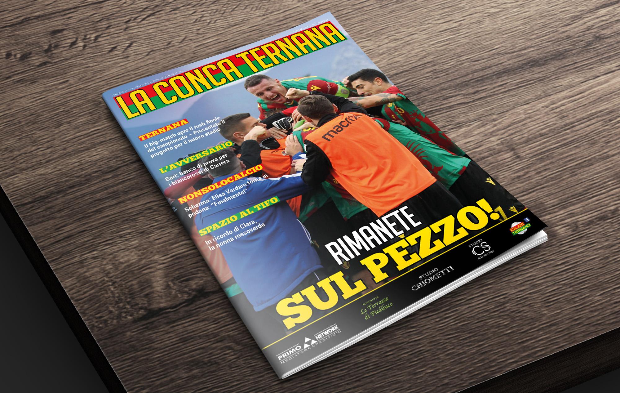 La Conca Ternana n. 12 stagione 2020-21