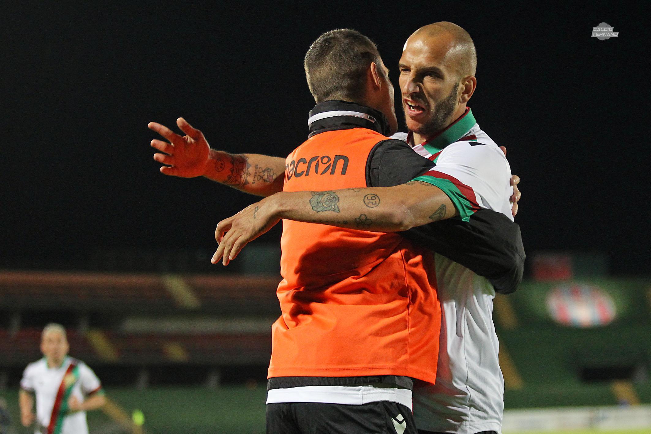 Ternana-Juve Stabia suagher gol