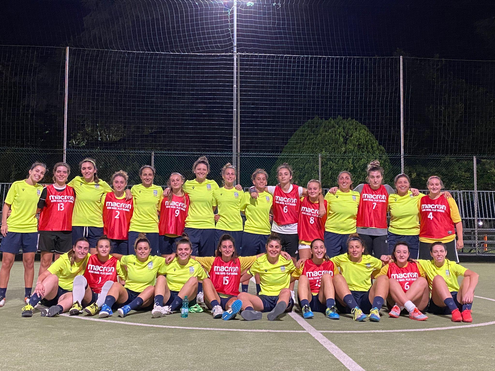 Circolo Lavoratori Terni Prima squadra e U19 femminile